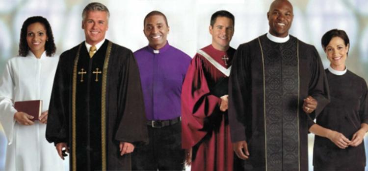 pastors ordained